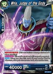 Whis, Judge of the Gods