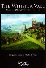 Whispering Vale, The - Regional Setting Guide