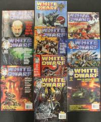 White Dwarf Collection - Issues #221-230