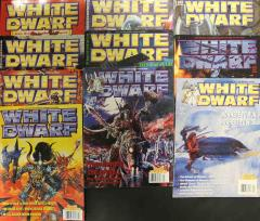 White Dwarf Collection - Issues #231-240