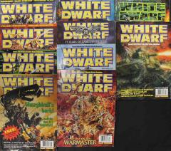 White Dwarf Collection - Issues #241-250
