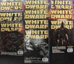 White Dwarf Collection - Issues #251-260