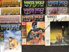 White Wolf Magazine Collection - Issues #30-39