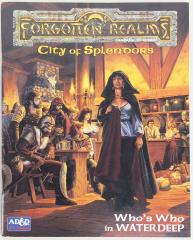 City of Splendors - Who's Who in Waterdeep Only!