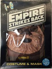 Wicket Costume & Mask w/Empire Strikes Back Box Art