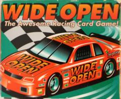 Wide Open - The Awesome Racing Card Game