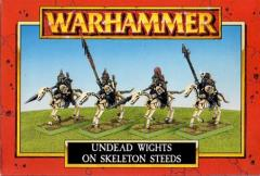 Undead Wights on Skeleton Steeds