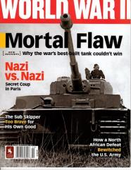 """Vol. 29, #3 """"The Price of Valor, Showtime at the Front Line, Tank Trap"""""""