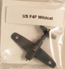 US F4F Wildcat w/Circle in Star