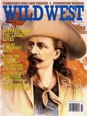 "Vol. 7, #3 ""Buffalo Bill - The Legacy Lives, Duel at Warbonnet Creek, Silver Screen's Cowboy Pioneers"""
