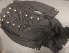 British Officer's Frock Coat - Wiltshire Regiment