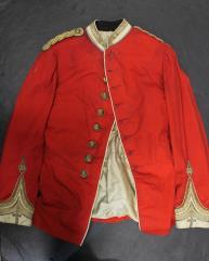 British Officer's Dress Uniform w/Swagger Stick - Wiltshire Regiment
