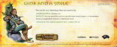 Campaign Card #8 - Wink & a Smile
