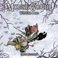 Mouse Guard - Winter 1152 Collected Hardcover