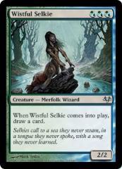 Wistful Selkie (U) (Foi)