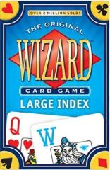 Original Wizard Card Game, The (Large Index Edition)