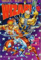 "#10 ""Top Heroes & Villains, Rob Liefeld Interview"""
