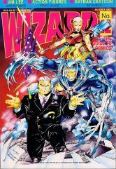 "#12 ""Jim Lee Interview, Action Figure Price Guide, Batman Cartoon Reviewed"""