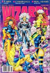"""#14 """"X-Men, Cyberforce, Neal Adams Interview"""""""