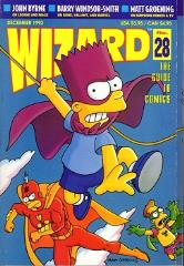 "#28 ""John Byrne on Legend and Image, Matt Groening on Simpsons Comics & TV"""