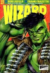 "#37 ""Rob Liefeld Back in a Big Way, Frank Frazetta Returns to Comics"""