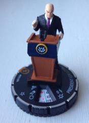 President Lex Luthor D15-004