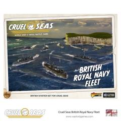 Cruel Seas - British Royal Navy Fleet