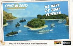 Cruel Seas - US Navy PT Boat Floatilla
