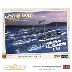 Cruel Seas - German Kriegsmarine Fleet