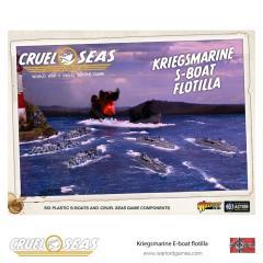 Cruel Seas - Kriegsmarine S-Boat Flotilla