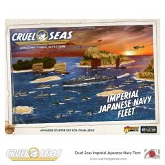Cruel Seas - Imperial Japanese Navy Fleet