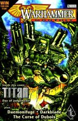 "#5 ""Titan - Day of Judgement, Darkblade, The Curse of Dubois"""