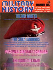 "#107 ""The Red Berets, The Suez Landings, Postwar Aircraft-Carriers"""