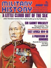 "#108 ""A Little Cloud out of the Sea, Sir Garnet Wolseley, East Africa 1914-18"""