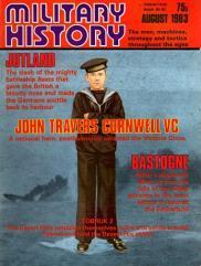 "#115 ""Jutland, John Travers Cornwell VC, Bastogne"""