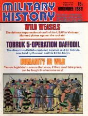 """#118 """"Wild Weasels, Tobruk 5-Operation Daffodil, Humanity in War"""""""