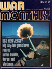 """#16 """"USS New Jersey, Dornier 217, Wingate"""""""