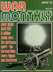 "#19 ""Scheldt 1944, Recoilless Guns, Vimy Ridge 1917"""