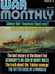 "#2 ""Death of the Scharnhorst, The Last Victory of the Desert Fox, The Bitter Siege of Leningrad"""