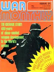 "#21 ""Grenades, Verdun, Crete Invasion"""