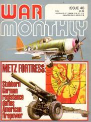"#46 ""Metz 1944, Minden 1759, Tank Recovery 1916-45"""