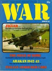 """#50 """"Jaguar, The Siege of Rome, Arakan 1942-43"""""""