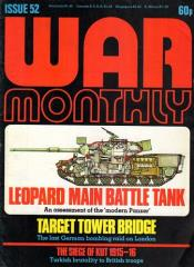 "#52 ""Leopard Main Battle Tank, Target - Tower Bridge, The Siege of Kut 1915-16"""