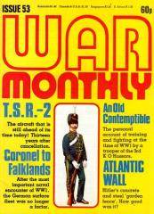 "#53 ""Coronel to Falklands, KG200, The Atlantic Wall"""