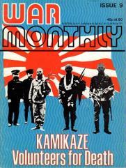 """#9 """"Undersea Kamikaze, Korean See-saw, Malta Diary"""""""