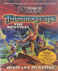 World of Aden - Thunderscape #1, The Sentinel
