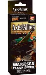 War at Sea - Flank Speed Booster Pack (Case - 12 Packs)