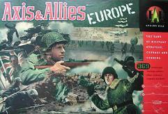 Axis & Allies - Europe