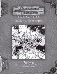 RPGA #12 - Tyranny