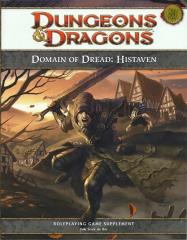 Domain of Dread - Histaven (Free RPG Day 2011)